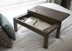 DIY What To Do With Two Bucks & Two Hours | Lap Desk {The House of Wood}
