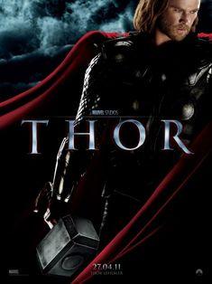 Thor - poster design: BLT Communications, LLC