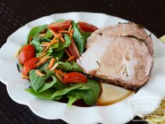 Balsamic Grilled Pork Loin