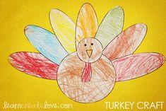 { Another Turkey Craft }