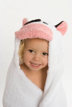 Animal towel, So cute!