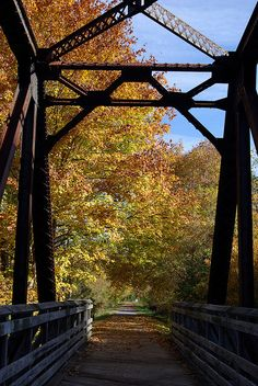 Greenbrier River Trail - I have biked and walked on the trail..very beautiful