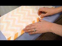 DIY Nursery Art: http://youtu.be/XHzyKwDOpg4  To make the crib skirt, youll need: *Iron *Scissors  *1- 1.5 yards of fabric (mine is from babybedding.com) *Sticky-Back Velcro *Fabric Velcro (iron-on) *Hemming tape (Ultrabond) *Measuring tape  MY FACEBOOK: http://www.facebook.com/DoItOnADime MY TWITTER: https://twitter.com/DoItOnADimeLife MY PINT...