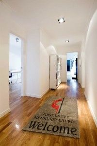 Promote your Image or Industry with a Logo Rug!