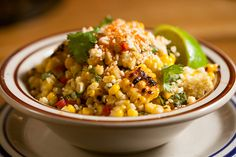 Corn-off-the-cob? Why not?