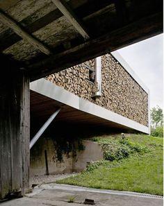 Architect Visit: Propeller Z Architektur in Austria : Remodelista