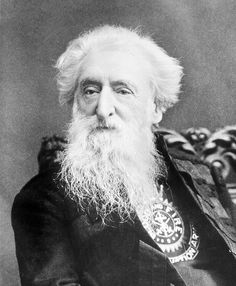 William Booth, founder of The Salvation Army (1865).