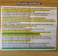 funny-bucket-list-friend-hilarious-things-1.jpg (540×518)