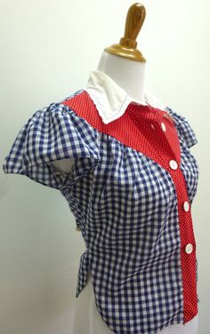 1960's Vintage Nautical Rockabilly Pin Up by LauraDarlingDeluxe
