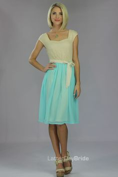 Modest Clothing, MDS 002 | LatterDayBride & Prom