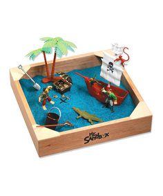 Love this Pirate My Little Sandbox Set on #zulily! #zulilyfinds