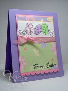 Easter card.