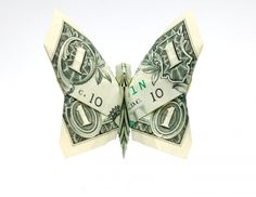 one dollar butterfly-- toothfairy