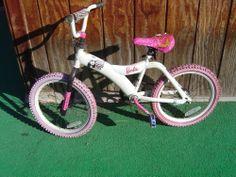 Dynacraft 18 inch BMX Bike - Girls - Barbie - Fabulous