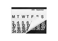 3ft x 4ft Stendig Calendar
