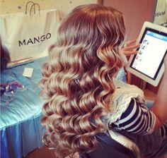 wavy hair love love love it !!!