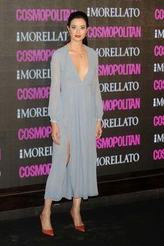 Dafne Fernández / Cosmopolitan Beauty Awards 2014