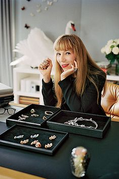The Force Behind Dior's Jewels - WSJ.com