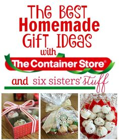 Container store Gift