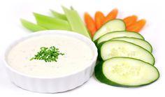 Raw vegan Recipe for Ranch Dressng by Chef Joy Houston