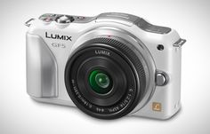 Panasonic Lumx DMC-GF5: Mirrorless Camera