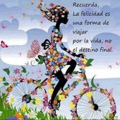 Haz de la FELICIDAD tu forma de VIDA http://www.mirarte-terapia.es/