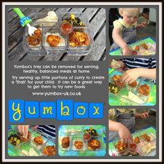 Yumbox Tray Thali  Yumbox will be available in the UK & Ireland from late June 2014 via www.yumbox-uk.co.uk