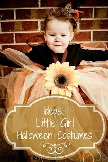 Adorable Halloween Costumes For Girls