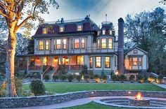 Cliffside Inn Bed And Breakfast — Newport, R.I. | 13 Of The Most Amazing Bed-And-Breakfasts In The World