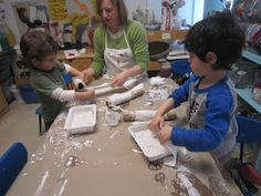 Making Casts from Playfully Learning, a about the project based approach to teaching preschool.