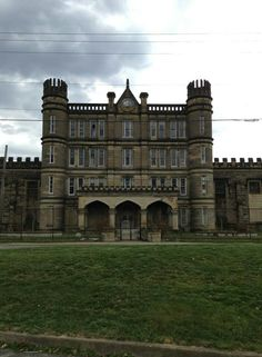 Former West Virginia Penitentiary Moundsville, West Virginia
