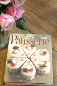 Patisserie a cookbook review and giveaway - this book is amazing! Step by step images and instructions for incredible desserts..You know you want one. .. on restlesschipotle.com