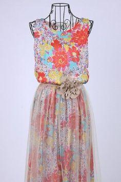 Succubus Woman Bohemian Princess Style Chiffon « Dress Adds Everyday