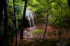 5,300 scenic acres of steep hills, bluffs and deep valleys + two lakes and a beautiful waterfall. Governor Dodge State Park is a real Wisconsin gem!