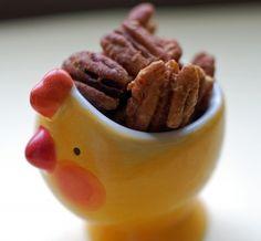 Sugar Free Cinnamon Pecans | Recipes