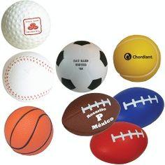 Sports Balls Squeezi