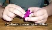 hands, gross motor skills, fingers, paper, children, fine motor, learning activities, kid, finger exercis