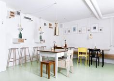 Palette & Paints: 10 Minty Green Rooms: Remodelista