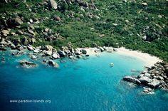 Devil's Bay, Virgin Gorda, BVI