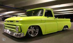 #Chevrolet #Pickup #GreenLightGirl