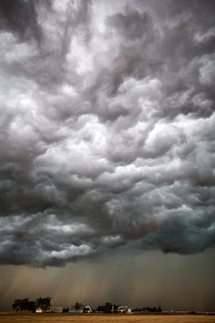 Clouds of Camille Seaman