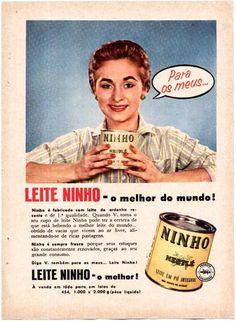 Leite Ninho.