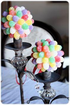 Gumdrop Ornaments by myblessedlife #Christmas_Ornament #Gumdrop