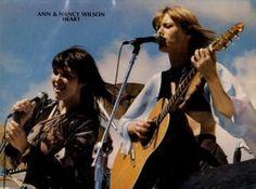 #ann wilson  #nancy wilson