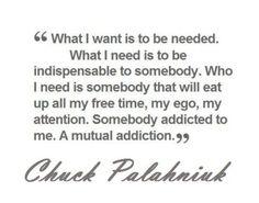 mutual addiction