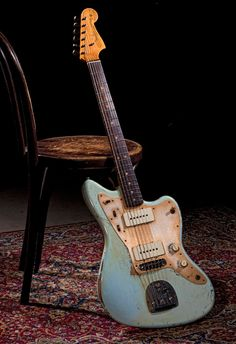 Une Fender Custom Sh