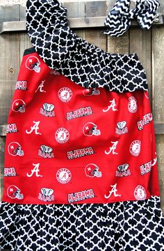 University of Alabama dress!