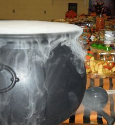 Cub Scouts Halloween Party