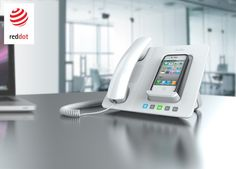 Altigen iFusion SmartStation. iPhone docking station. by jules parmentier, via Behance