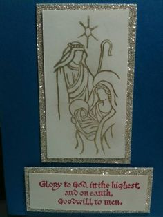 Holy Triptych v.3 by nativewisc - Cards and Paper Crafts at Splitcoaststampers